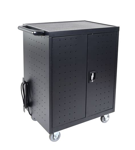 18 laptop chromebook computer charging cart from 540 00 carts lecterns storage charging carts projector
