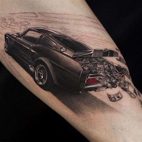 mustang tattoo designs best 25 mustang ideas on ford