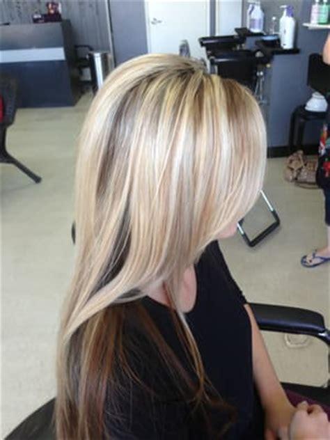crown highlights dark hair light brown hair with highlights ideas hairstyles short