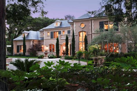 1 Story Home Floor Plans 19 5 Million French Inspired Mansion In Atherton Ca