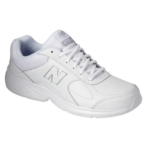 sears shoes for new balance s white walking shoe sears