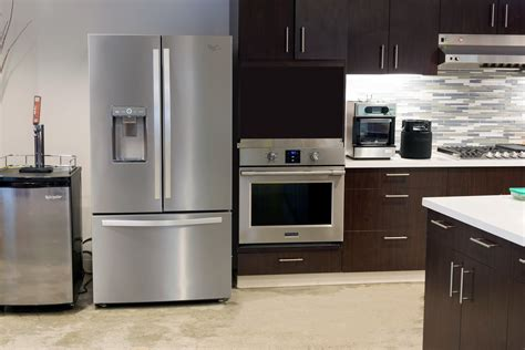 whirlpool kitchen appliances reviews whirlpool wrf995fifz 36 inch french door refrigerator