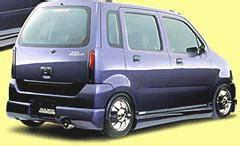 Creie Kws R Rr Chrome スズキ ワゴンr rr エアロパーツ スポイラー 1 カー用品 車パーツの通販総合サイト auto acp