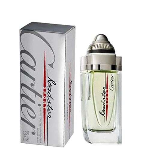 Parfume Cartier Roadster Sport Ori 100 cartier roadster sports 100 ml edt for buy at
