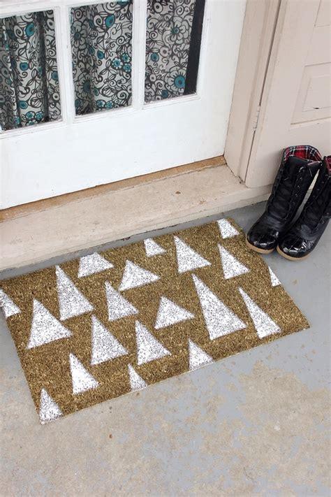 top 10 budget friendly diy doormats top inspired