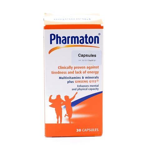 buy pharmaton  capsules