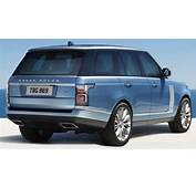 Land Rover Range 2018 Dimensions Boot Space And