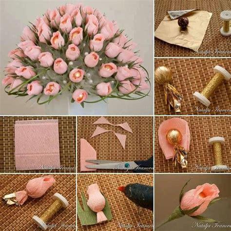 come si fanno i fiori di carta crespa fiori di carta crespa and craft fiori