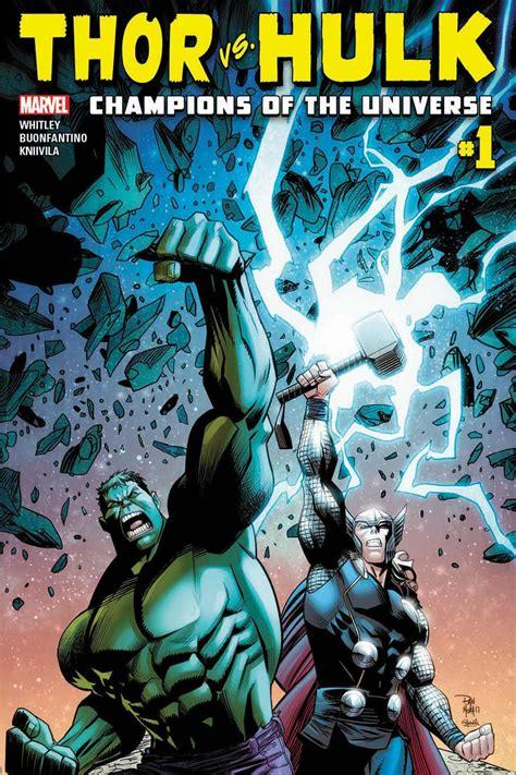 thor movie vs comic thor ragnarok marvel launches thor vs hulk digital