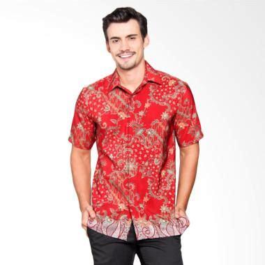 Baju Dan Kulot Royal Floral Maroon 1 jual batik heritage royal flower slim fit baju