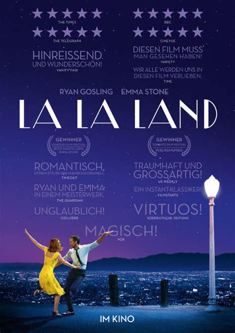 Plakat La La Land by Filmplakat La La Land 2016 Plakat 4 7