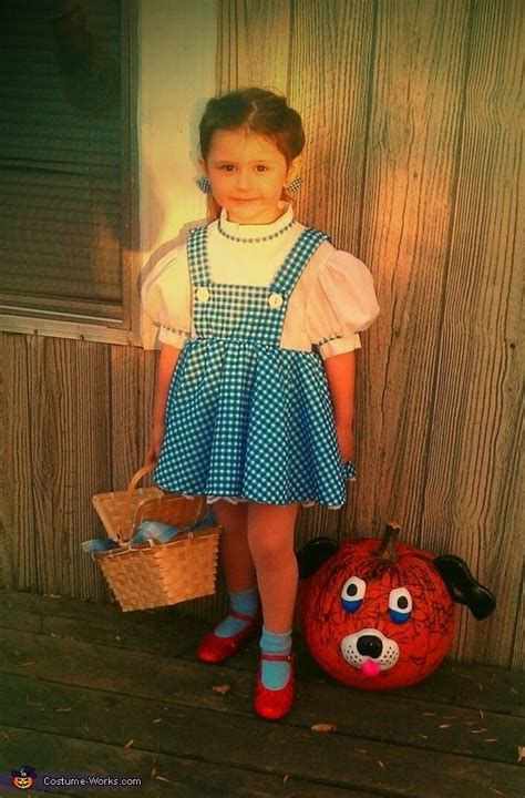 Handmade Dorothy Costume - 233 best images about costumes on
