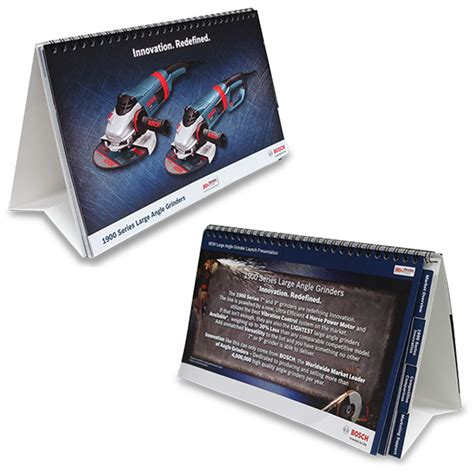 pitch book flip book  book flip chart