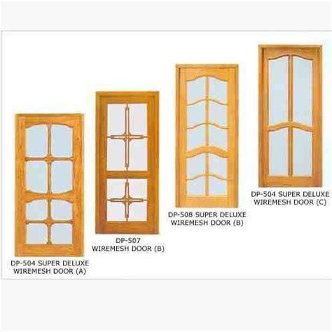 Free Standing Kitchen Furniture ash wooden mesh double door hpd512 mesh panel doors al