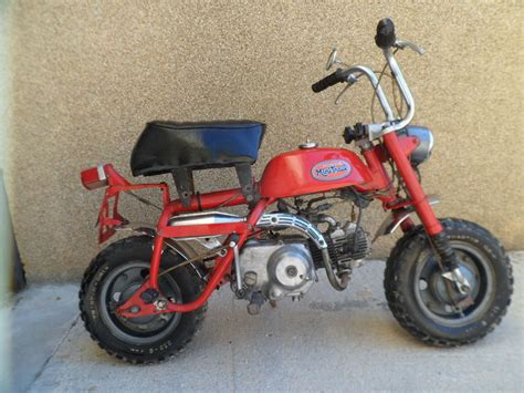 Mini Motorrad Monkey by Honda Mini Monkey 1973 Catawiki