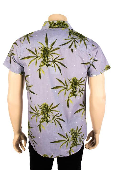 Tropic Print S M L Casu mens new hawaiian shirt tropical print button pot leaf s m l xl 2x ebay