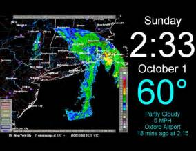 themes wallpaper weathersaver shareware weather radar