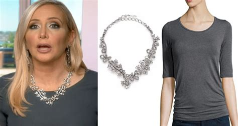 necklace worn by shannon beador on real housewives of orange county celebrity fashion page 6