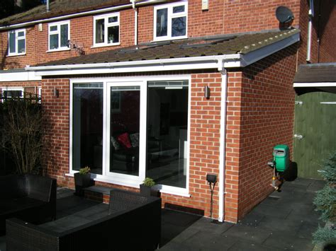 house side single storey rear extension at spondon derby creation building design building