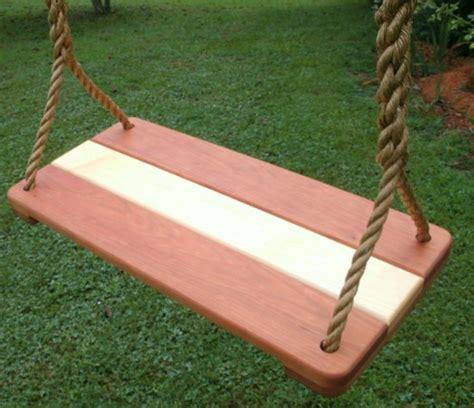 swinging cherries disc wood tree swings