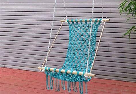 hamaca macrame construye tu hamaca con madera y cord 243 n de macram 233