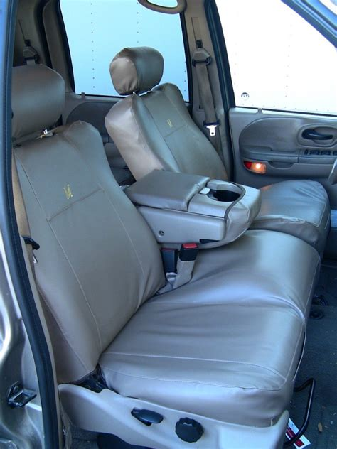 ford truck seats 2001 ford f150 front bench seat cover velcromag