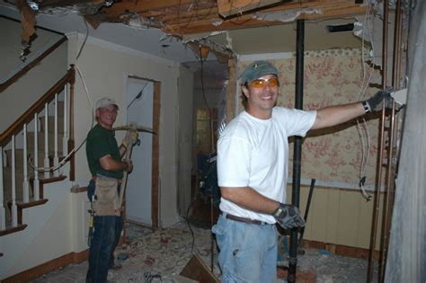 renovating a home homecrafters