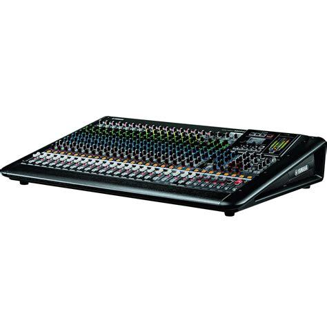 Mixer Yamaha Mgp 24 X yamaha mgp 24x 171 mischpult