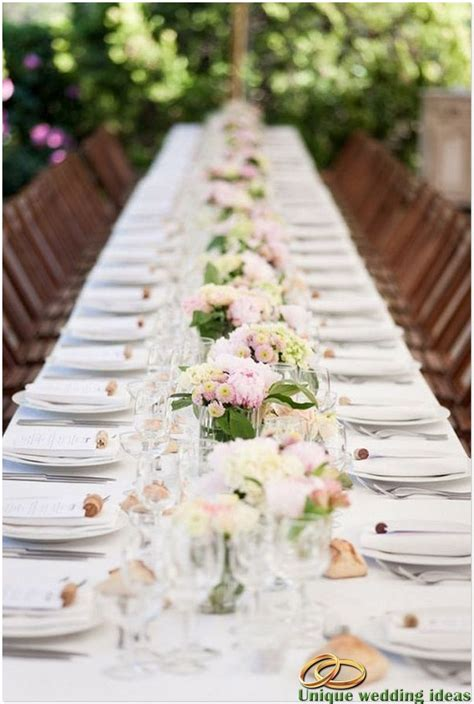 simple elegant table settings simple elegant wedding table decorations nice decoration