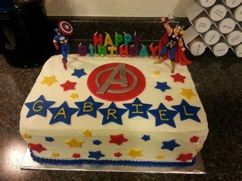 Diy Birthday Cake Trolley avenger cake and cakes on
