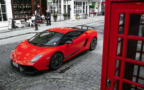 car lamborghini red red lamborghini gallardo superleggera top view wallpaper