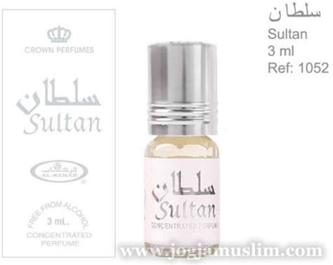 Minyak Wangi Al Rehab Soft jual parfum murah al rehab sultan 3 ml jogjamuslim