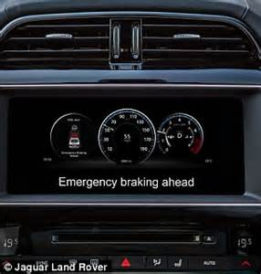 Emergency Brake Light System New Car Technology Ensures Every Traffic Light Turns Green