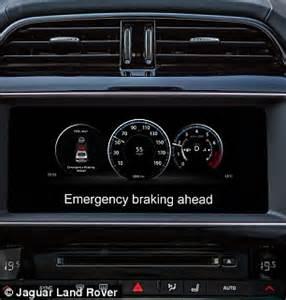 Emergency Brake Assist System New Car Technology Ensures Every Traffic Light Turns Green