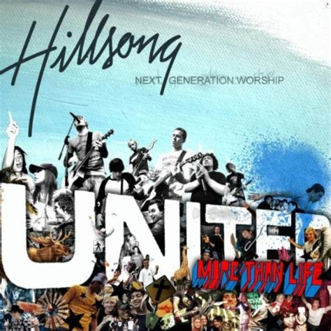 Cd Hillsong United hillsong united quot more than quot review