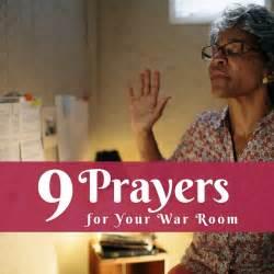 9 prayers for your war room prayerfully speaking