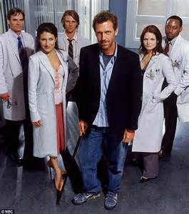 House Md Season 8 Cast Hugh Laurie And His Look Miserable While Out And