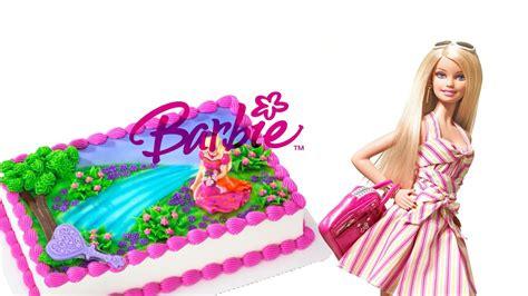 cartoon doll barbie cake deco girls games  hd
