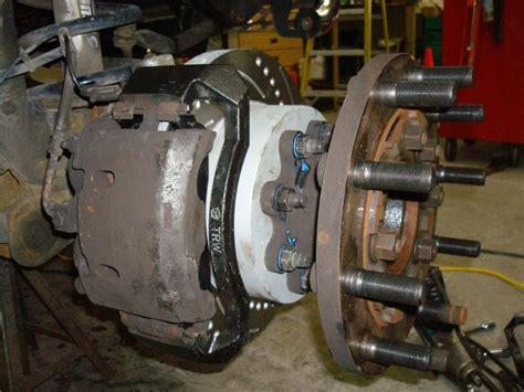 how to upgrade to 550 gen d 2002 dodge ram 3500 brake upgrade diesel bombers