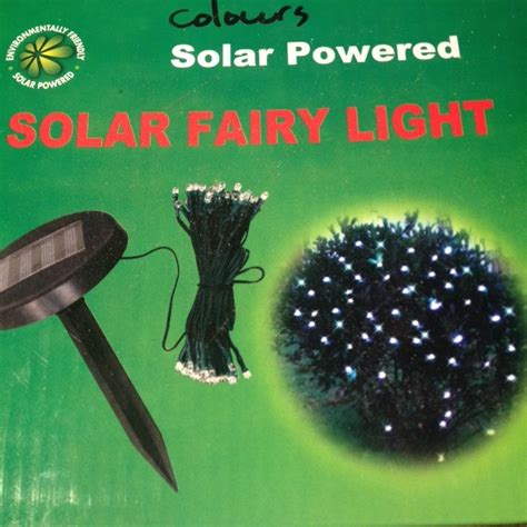 solar light strands solar lights light strands