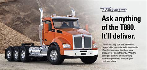 kw truck dealer kenworth trucks the world s best