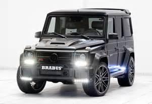 Mercedes G63 Brabus Big Boys Toys Brabus G63 700 Widestar