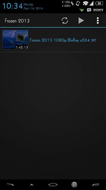 Hp Android Yang Ada Tv Nya cara menilkan subtitle di hp android ahmad riyan