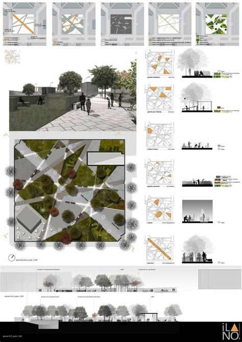 layout design approach 68 best images about architectural contest layout on