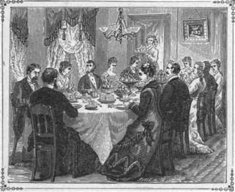 Dining Room Etiquette Era Civilization Grand Strategy The View From Oregon