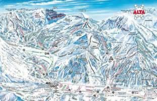 Utah Ski Resorts Map by Similiar Map Of Utah Ski Resorts Keywords