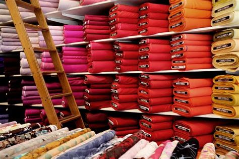Upholstery Fabrics Store by Glamnicism Fabric Stores Haberdasheries And Costume