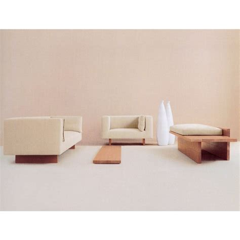john pawson sofa le foglie group by claudio silvestrin for italian