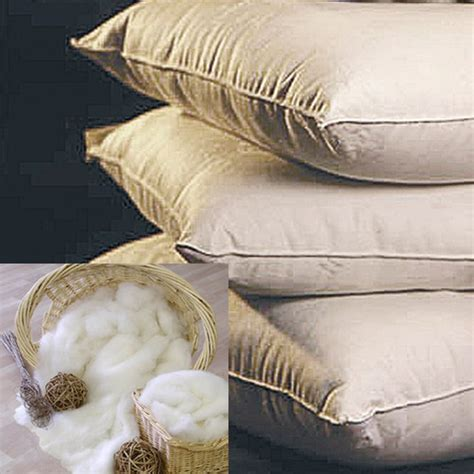Dust Mites In Pillows by Greenorganic Ca Organic Wool Pillow