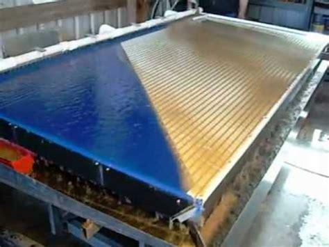 Gold Shaker Table by Shaker Table J Farmer Mining